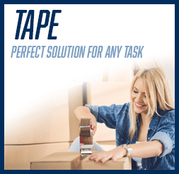 Browse our entire line of tape and dispensers.