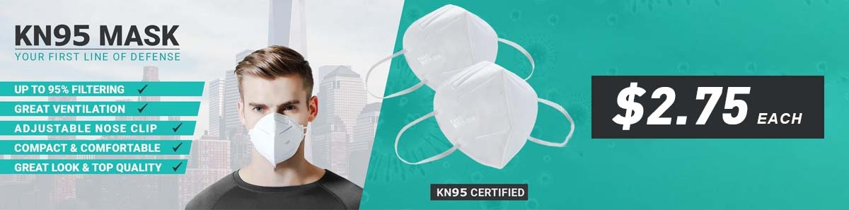 KN95 masks in Winston Salem, Raleigh, Hickory, NC and in Martinsville, VA