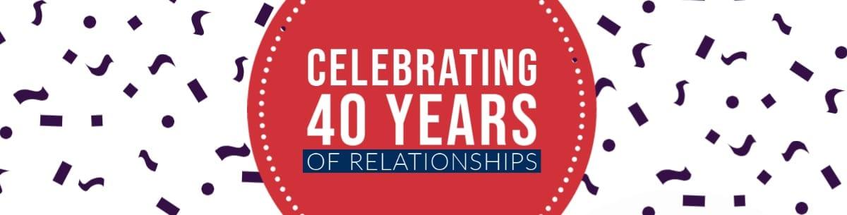 tarheel paper celebrates 40 years of business.